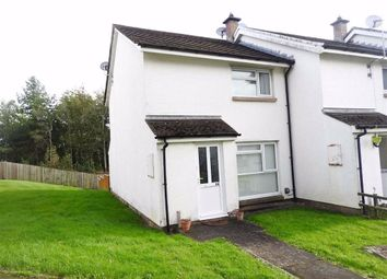 2 bed end terrace house for sale in Bro Teifi, Cardigan, Ceredigion SA43