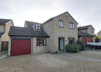 Thumbnail 4 bed detached house for sale in Chestnut Way, Market Deeping, Peterborough