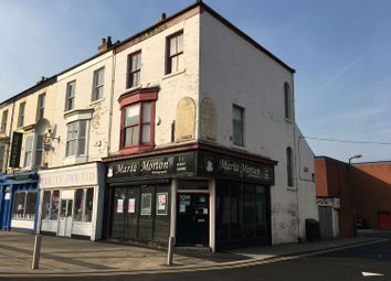 Thumbnail Retail premises for sale in Newport Road, Middlesbrough