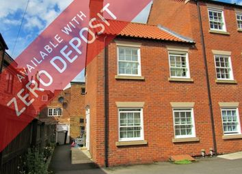 Thumbnail 2 bedroom terraced house to rent in Kidgate, Louth