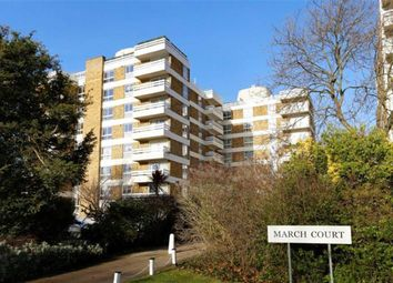 Thumbnail 2 bedroom flat for sale in March Court, Warwick Drive, London