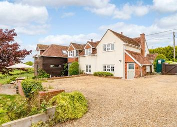 Thumbnail 6 bed detached house for sale in Pitchcott Road, Oving, Aylesbury
