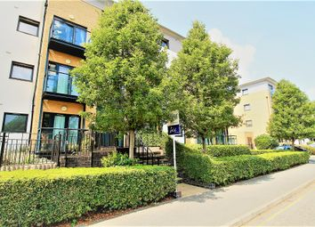 Thumbnail 1 bed flat to rent in Fern Court, Cottons Approach, Romford, Essex