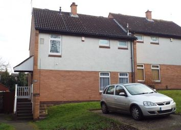 Thumbnail 3 bedroom semi-detached house for sale in Ipswich Close, Leicester