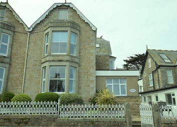 Thumbnail 2 bed flat for sale in Trevail Apartments, 7 Talland Road, St. Ives, Cornwall