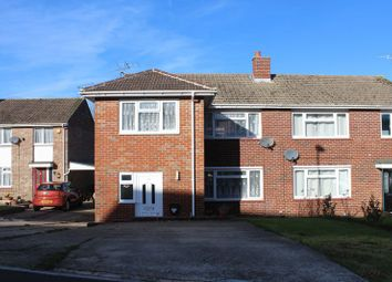 Thumbnail 3 bed semi-detached house for sale in Dunstall Avenue, Burgess Hill
