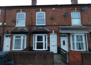 Thumbnail 2 bed terraced house to rent in George Road, Yardley, Birmingham