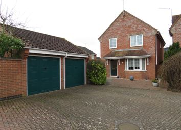 Thumbnail 4 bed detached house for sale in Mayfield Way, North Walsham