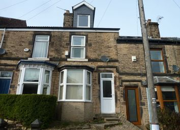 Thumbnail 4 bed terraced house to rent in School Road, Crookes