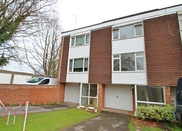 Thumbnail 3 bedroom town house to rent in Langton Close, Winchester