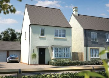 "Thumbnail 3 bedroom semi-detached house for sale in ""The Yarkhill"" at Barracks Road, Modbury, Ivybridge"