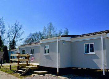 Thumbnail 2 bedroom mobile/park home for sale in Oaktree Caravan Site, Allington Lane, West End, Southampton