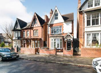 Selwyn Road, Edgbaston, Birmingham B16. 5 bed detached house for sale