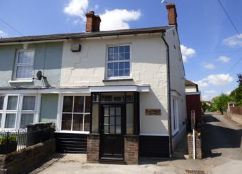 Thumbnail 2 bed end terrace house for sale in Peacemarsh, Gillingham