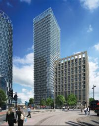 Thumbnail 2 bed flat for sale in 28th Floor, Stratosphere Tower, The Broadway, Stratford, London