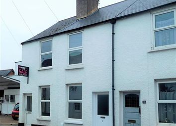 Thumbnail 1 bed terraced house for sale in High Street, Topsham, Exeter