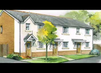 Thumbnail 2 bed semi-detached house for sale in Highfields, Tonyrefail, Porth