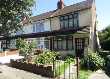 Thumbnail 2 bed end terrace house for sale in Harwood Avenue, Hornchurch