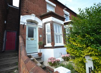 Thumbnail 2 bed terraced house for sale in Denmark Road, Norwich