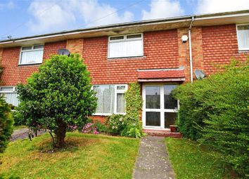 Thumbnail 2 bed terraced house for sale in Kipling Avenue, Woodingdean, Brighton, East Sussex