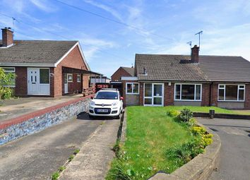 Thumbnail 2 bed semi-detached bungalow for sale in Turner Close, Stapleford. Nottingham
