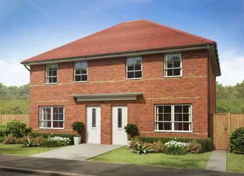 "3 bed semi-detached house for sale in ""Maidstone"" at Harland Way, Cottingham HU16"
