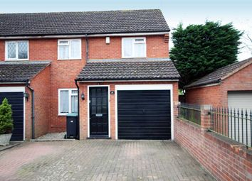 Thumbnail 3 bed end terrace house for sale in Silk Mill Road, Oxhey WD19.