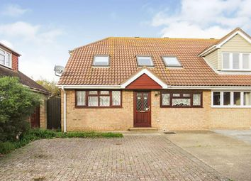 4 bed semi-detached house for sale in Mash Barn Lane, Lancing BN15