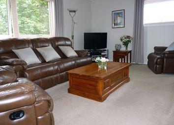 Thumbnail 3 bedroom flat for sale in Glen More, St. Leonards, East Kilbride