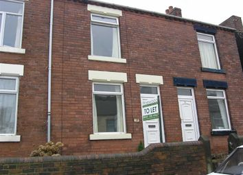 Thumbnail 2 bed property to rent in Burnell Street, Chesterfield, Derbyshire