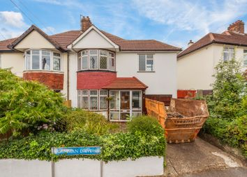 Thumbnail 3 bed semi-detached house for sale in Horniman Drive, London