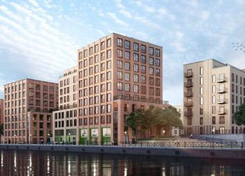 Thumbnail 3 bed flat for sale in Bridgewater Wharf, 257 Ordsall Lane, Manchester