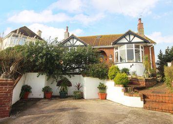 Thumbnail 3 bed detached bungalow for sale in Seaview Crescent, Preston, Paignton