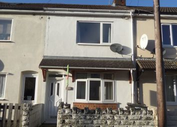 Thumbnail 2 bed terraced house to rent in Redcliffe Street, Swindon
