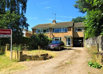 Thumbnail 4 bed semi-detached house for sale in Bossington Lane, Leighton Buzzard