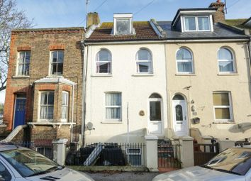 Thumbnail Terraced house for sale in Central Road, Ramsgate