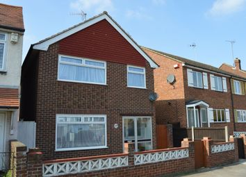 Thumbnail 3 bed detached house for sale in Nash Court Road, Margate