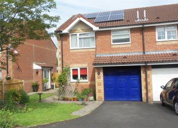 Thumbnail 3 bed semi-detached house to rent in Bonds Close, Chard