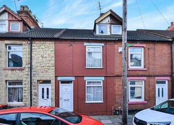 Thumbnail 3 bed terraced house for sale in Langford Street, Sutton-In-Ashfield, Nottinghamshire, Notts