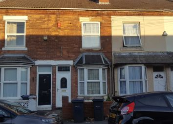 Thumbnail 3 bed terraced house to rent in Dennis Road, Moseley, Birmingham
