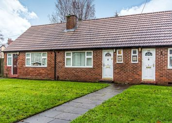 Thumbnail 1 bed bungalow for sale in Pendle Road, Manchester