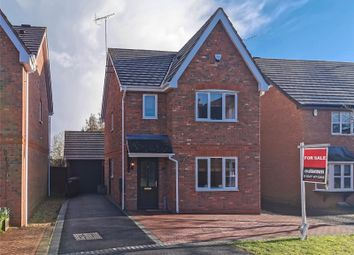 Thumbnail 3 bed detached house for sale in Pavilion Gardens, Bromsgrove, Worcestershire
