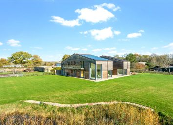 Thumbnail 5 bed barn conversion for sale in Tilburstow Hill Road, South Godstone, Surrey