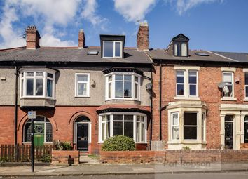 Thumbnail 7 bed terraced house for sale in Manor House Road, Jesmond, Newcastle Upon Tyne
