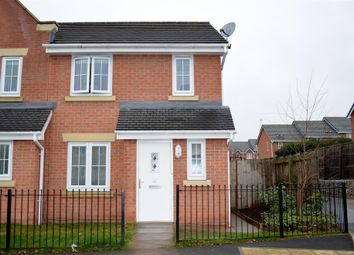 Thumbnail 3 bed end terrace house to rent in Celtic Fields, Worksop
