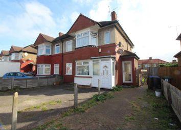 Thumbnail 2 bedroom flat to rent in Glenloch Road, Enfield