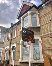 Thumbnail 1 bed terraced house for sale in Sutherland Road, Croydon