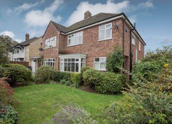 5 bed semi-detached house for sale in Westwood Park Close, Peterborough, Cambridgeshire. PE3