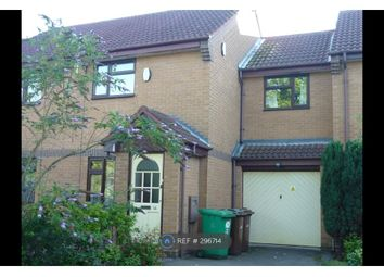 Thumbnail 3 bed terraced house to rent in Chapman Court, Nottingham