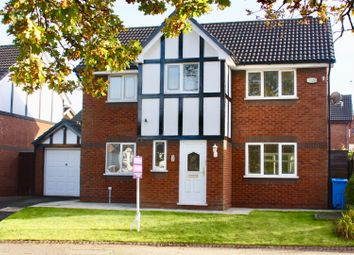 Thumbnail 4 bed detached house for sale in Steventon, Sandymoor, Runcorn
